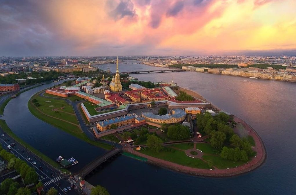 Excursion to the Peter and Paul Fortress